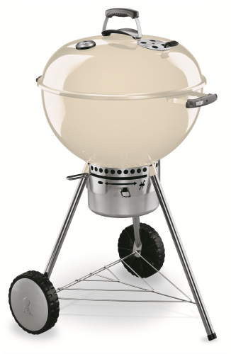 WEBER MASTER TOUCH  57CM  MARFIL